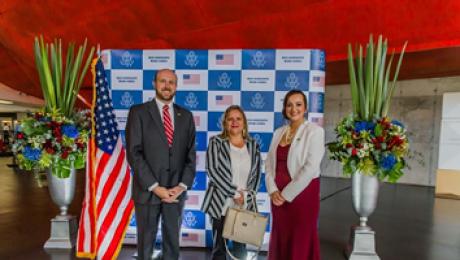 Consulado do Estados Unidos no Brasil
